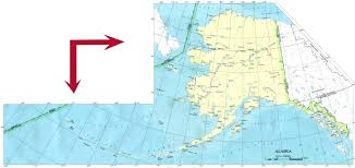 Juneau Alaska Map by Alaska Base Map