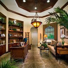 Decoration Home Office Design Furniture Lighting 10 Ways To Go Tropical For A Relaxing And Trendy Home Office