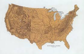 Blank Map Of The United States Of America by William Cronon 469 Handout 3 Introduction To North America