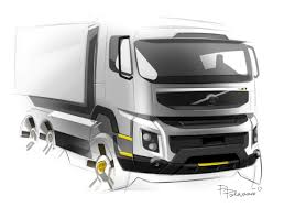 680 volvo truck mercedes benz arocs design sketch sketches pinterest