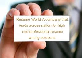 Herein  internationally accomplished Certified Resume Writers connect the professional job seekers to the box of job opportunities across countries