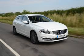 volvo v60 review auto express