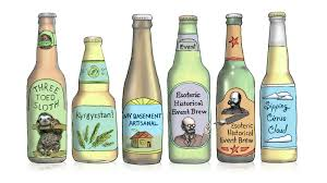 craft brewers are running out of names and into legal spats the