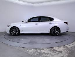 lexus for sale gs 350 used 2013 lexus gs 350 f sport sedan for sale in hollywood fl