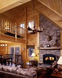 Cabin Design Ideas Pictures Of Log Cabin Homes Inside And Out Field U0026 Stream To