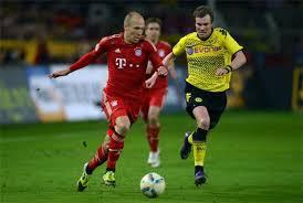 pertandingan Bayern Munchen vs Borussia Dortmund