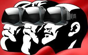 russian intellectuals make bolshevik revolution a virtual reality