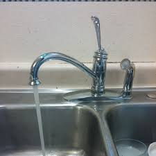 Replacing Kitchen Faucet Replacing Kitchen Faucet Stitch And Boots