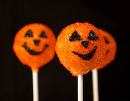 Cake Pops Halloween by These Peas Are Hollow Boo