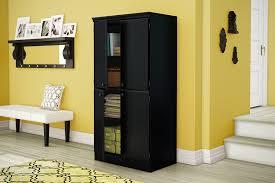 amazon com south shore morgan collection storage cabinet pure