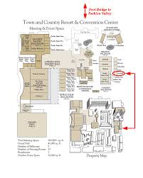 San Diego Convention Center Floor Plan by Mars Movie Night