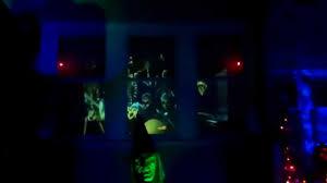 atmosfear fx halloween yard 2014 bone chillers youtube