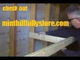 how to build shelves for your storage building or garage youtube