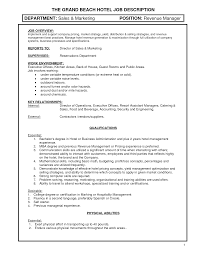 General Sample Resume Sample Cv Of Hotel General Manager U0026 Can Write My Term Paper For