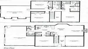 47 4 bedroom house plans loft bedroom 2 story house floor plans