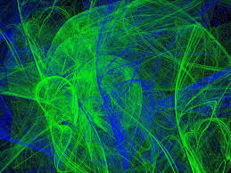 Neon Green Wallpaper by Blue And Green Wallpaper Wallpapersafari