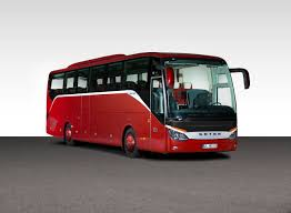 the world premiere of the new setra comfortclass 500 mercedes gla