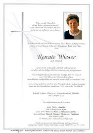 Verstorbene(r) Renate Wieser Trauerhilfe Bestattungs GesmbH - 1343389572_Wieser-Renate419-