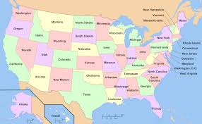 Map Of Colorado And Surrounding States by U S States Bordering The Most Other States Worldatlas Com