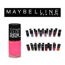 bulk lot of 60 maybelline color show nail polish ebay