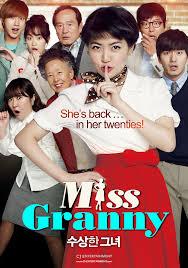Soosanghan Geunyeo (Miss Granny)