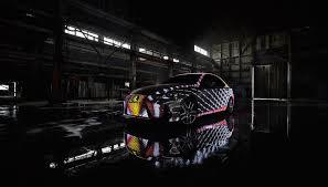 lexus cardboard sedan this lexus is covered in over 40 000 programmable leds slashgear