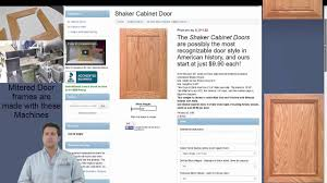 how to buy top quality kitchen cabinet doors online youtube
