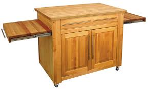 Kitchen Cabinets And Islands by Amazon Com Catskill Craftsmen Empire Kitchen Island Kitchen U0026 Dining