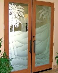 kitchen door glass designs leaded glass doors with frosted glass