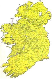 Map Of Ireland And England 77 Best Irish Surnames In Maps Images On Pinterest Genealogy