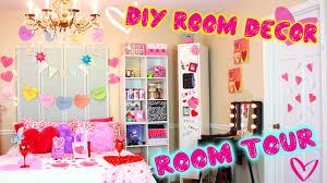 diy room tour valentine edition diy decor ideas for v day