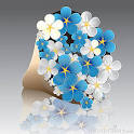 forget me not flower drawing