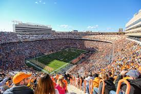 Neyland Stadium Map Could The Vols Go To The Sugar Bowl Wbir Com