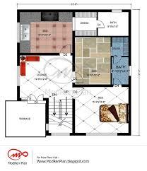 7 marla house plan 1800 sq ft 46x41 feet www modrenplan blogspot com