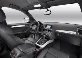 Audi Q5 Interior - audi q5 2009 cartype
