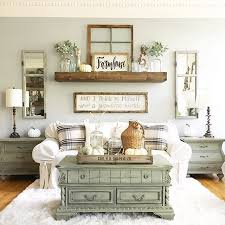 Delectable  Living Room Decor Green Decorating Inspiration Of - Wall decor for living room