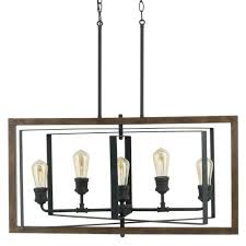 home decorators collection palermo grove collection 5 light black