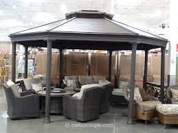Costco In Store Patio Furniture - metal gazebos costco pictures pixelmari com