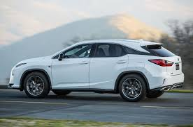 lexus rx f sport gas mileage 2016 lexus rx350 rx450h first look