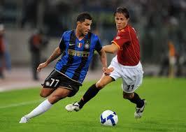 Inter Milan - AS Roma vidéo buts 5-3