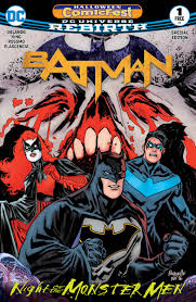Monster Halloween List by Monster News Halloween Comicfest Announces Free Batman Titles