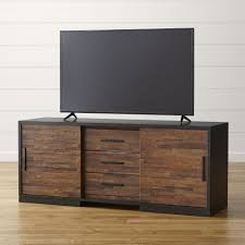 Rustic Wood Living Room Furniture Furniture Rustic Wooden Tv Stand With Drawers By Conlins