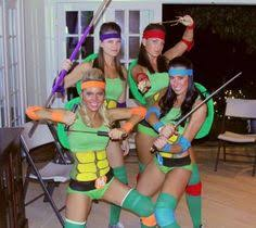 Halloween Ninja Turtle Costume 10 Creative Group Halloween Costume Ideas Group Halloween