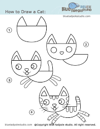 tadpole coloring page blue tadpole studio how to draw lots of different tutorials to