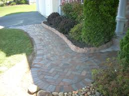 walkway ideas for backyard front walkway idea to get from driveway to front door home
