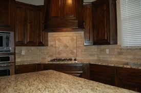 Kitchen Marble Backsplash This Would Be Great With Copper Accents Tumbled Marble