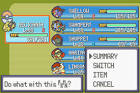 Pokemon Emerald (U)(TrashMan) ROM < GBA ROMs | Emuparadise
