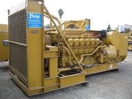caterpillar 3512b dita generator set exapro