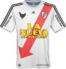 Nueva Camiseta de River.