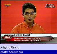 Luigino Bracci Roa Uso de Software Libre en el mundo de la radio, la TV, el cine y similares